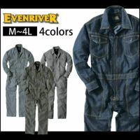 EVENRIVER|イーブンリバー|春夏作業服|エアーライトカバーオール SR-2100