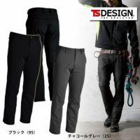 TSDESIGN|藤和|防寒作業服|防風ストレッチパンツ 846232