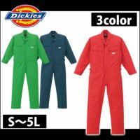 Dickies|ディッキーズ|通年作業服|年間物ストライプツヅキ服 21-1601