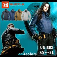 SS~3L|BURTLE|バートル|春夏作業服|空調服|エアークラフトブルゾン AC1001