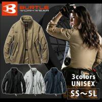 BURTLE|バートル|春夏作業服|空調服|エアークラフトジャケット AC1011